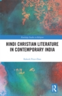 Hindi Christian Literature in Contemporary India - eBook