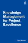 Knowledge Management for Project Excellence - eBook
