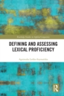 Defining and Assessing Lexical Proficiency - eBook