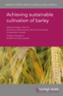 Achieving sustainable cultivation of barley - eBook