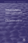 Artificial Intelligence : Research Directions in Cognitive Science: European Perspectives Vol. 5 - eBook