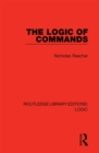 The Logic of Commands - eBook