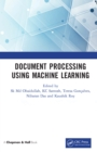 Document Processing Using Machine Learning - eBook