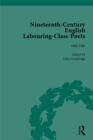 Nineteenth-Century English Labouring-Class Poets Vol 3 - eBook
