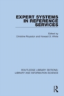 Expert Systems in Reference Services - eBook