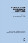 Conflicts in Reference Services - eBook