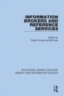 Information Brokers and Reference Services - eBook