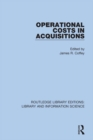 Operational Costs in Acquisitions - eBook
