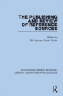 The Publishing and Review of Reference Sources - eBook