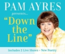 Pam Ayres - Down the Line - Book