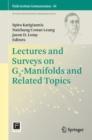 Lectures and Surveys on G2-Manifolds and Related Topics - eBook