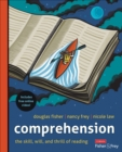 Comprehension [Grades K-12] : The Skill, Will, and Thrill of Reading - Book