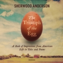 The Triumph of the Egg : A Book of Impressions from American Life in Tales and Poems - eAudiobook