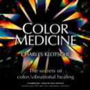 Color Medicine - eAudiobook