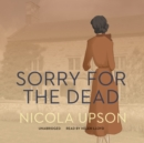 Sorry for the Dead - eAudiobook