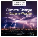 Climate Change and Extreme Weather - eAudiobook