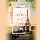 A Letter from Paris - eAudiobook