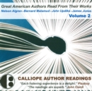 The Great American Authors Read from Their Works, Vol. 2 - eAudiobook