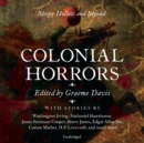 Colonial Horrors - eAudiobook