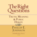 The Right Questions - eAudiobook