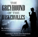 The Greyhound of the Baskervilles - eAudiobook