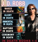 J. D. Robb In Death Collection Books 1-5 - eBook