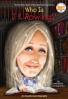 Who Is J.K. Rowling? - eBook