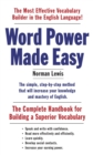 Word Power Made Easy : The Complete Handbook for Building a Superior Vocabulary - Book