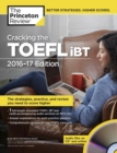 Cracking the TOEFL LBT : 2016-2017 Edition - Book