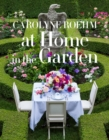 At Home In The Garden - Book