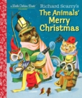 LGB Richard Scarry's The Animals' Merry Christmas - Book