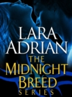 The Midnight Breed Series 3-Book Bundle : Kiss of Midnight, Kiss of Crimson, Midnight Awakening - eBook