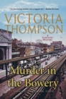 Murder In The Bowery - Book