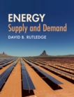 Energy: Supply and Demand - Book