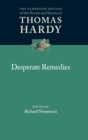 Desperate Remedies - Book