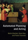Automated Planning and Acting - Book