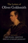 The Letters of Oliver Goldsmith - Book
