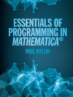Essentials of Programming in Mathematica (R) - Book