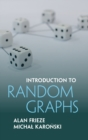 Introduction to Random Graphs - Book