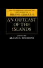 An Outcast of the Islands - Book