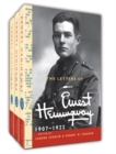 The Letters of Ernest Hemingway Hardback Set Volumes 1-3: Volume 1-3 - Book