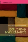 Exploring Mathematics : An Engaging Introduction to Proof - Book