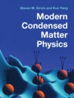 Modern Condensed Matter Physics - Book