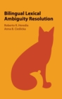 Bilingual Lexical Ambiguity Resolution - Book