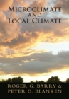 Microclimate and Local Climate - Book