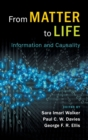 From Matter to Life : Information and Causality - Book