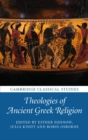 Theologies of Ancient Greek Religion - Book