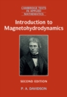 Cambridge Texts in Applied Mathematics : Introduction to Magnetohydrodynamics Series Number 55 - Book