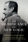 The Significance of the New Logic - Book