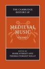 The Cambridge History of Medieval Music - Book